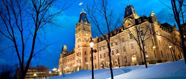 Québec Vote